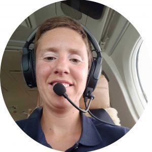 Anneleen Smits, eigenaar van In The Air